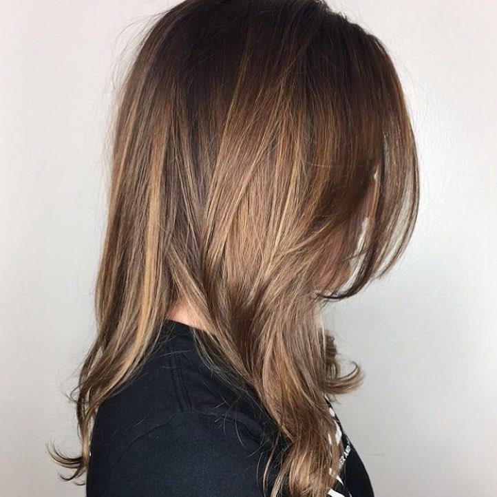 Bethany Oswalt Allen Hairstylist Golden Blonde