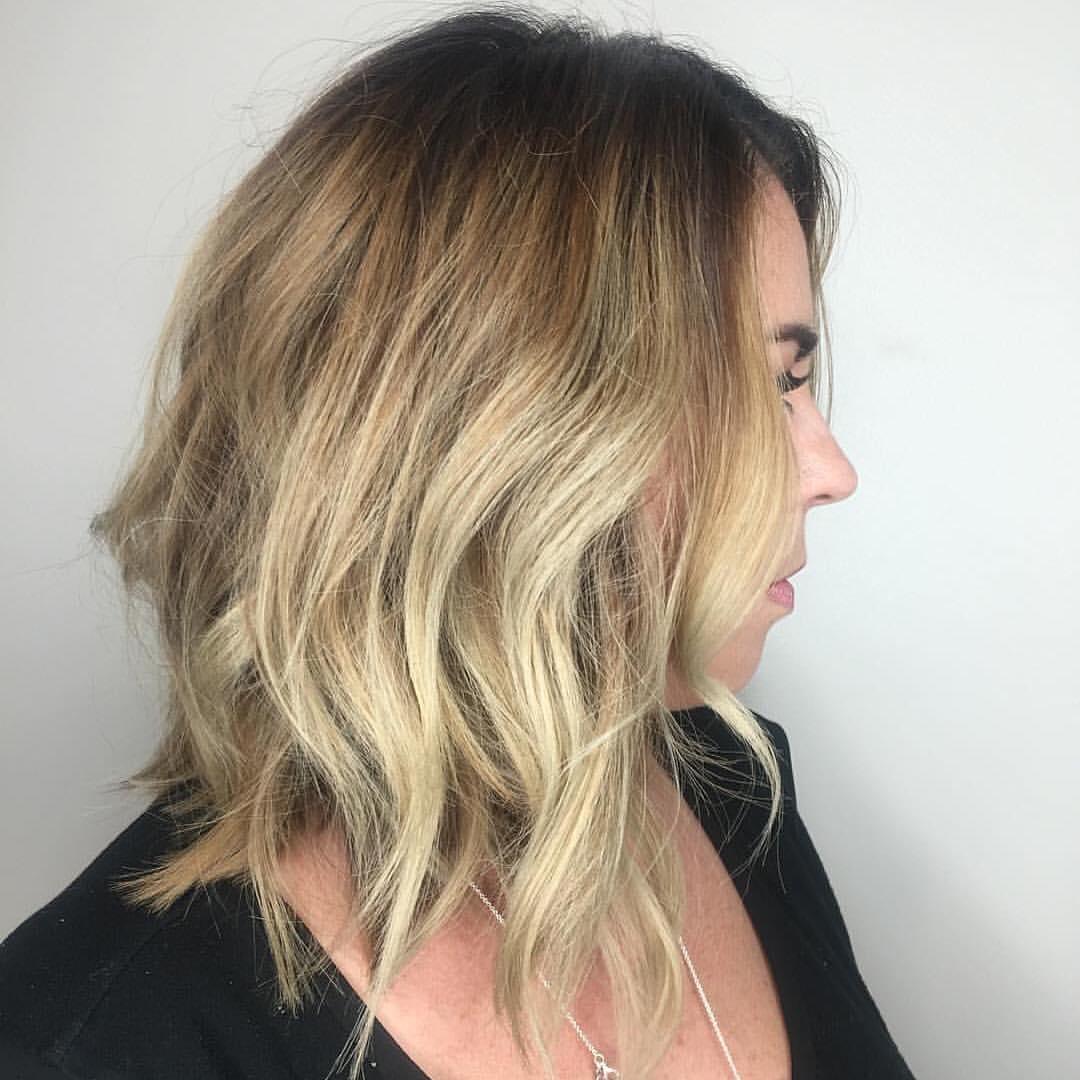 Bronde Hair Color Coppell TX Hair Salon