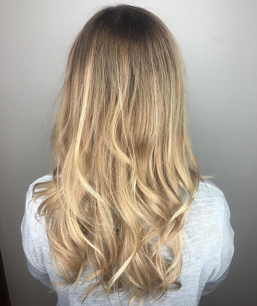 Lindsay Pratte Coppell Hairstylist Balayage