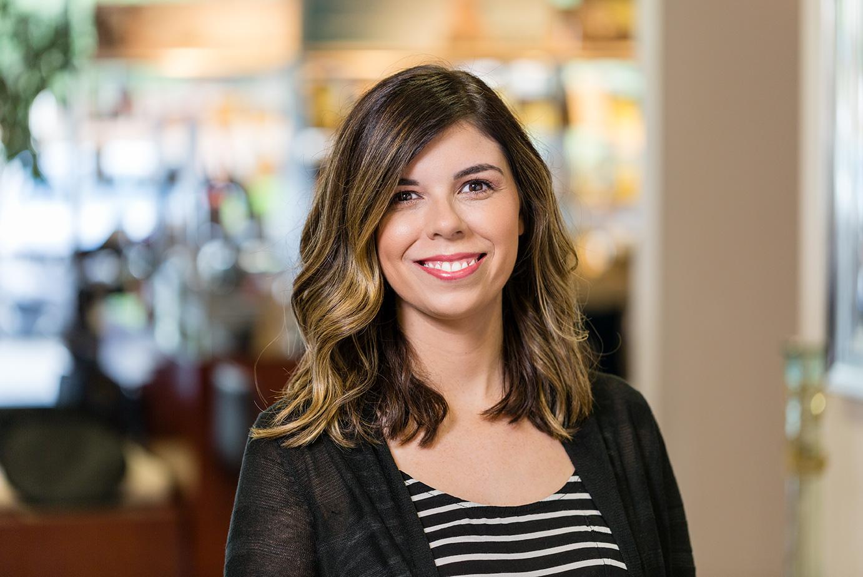 <p><strong>Aubrey Garcia</strong>Marketing & Events Director
