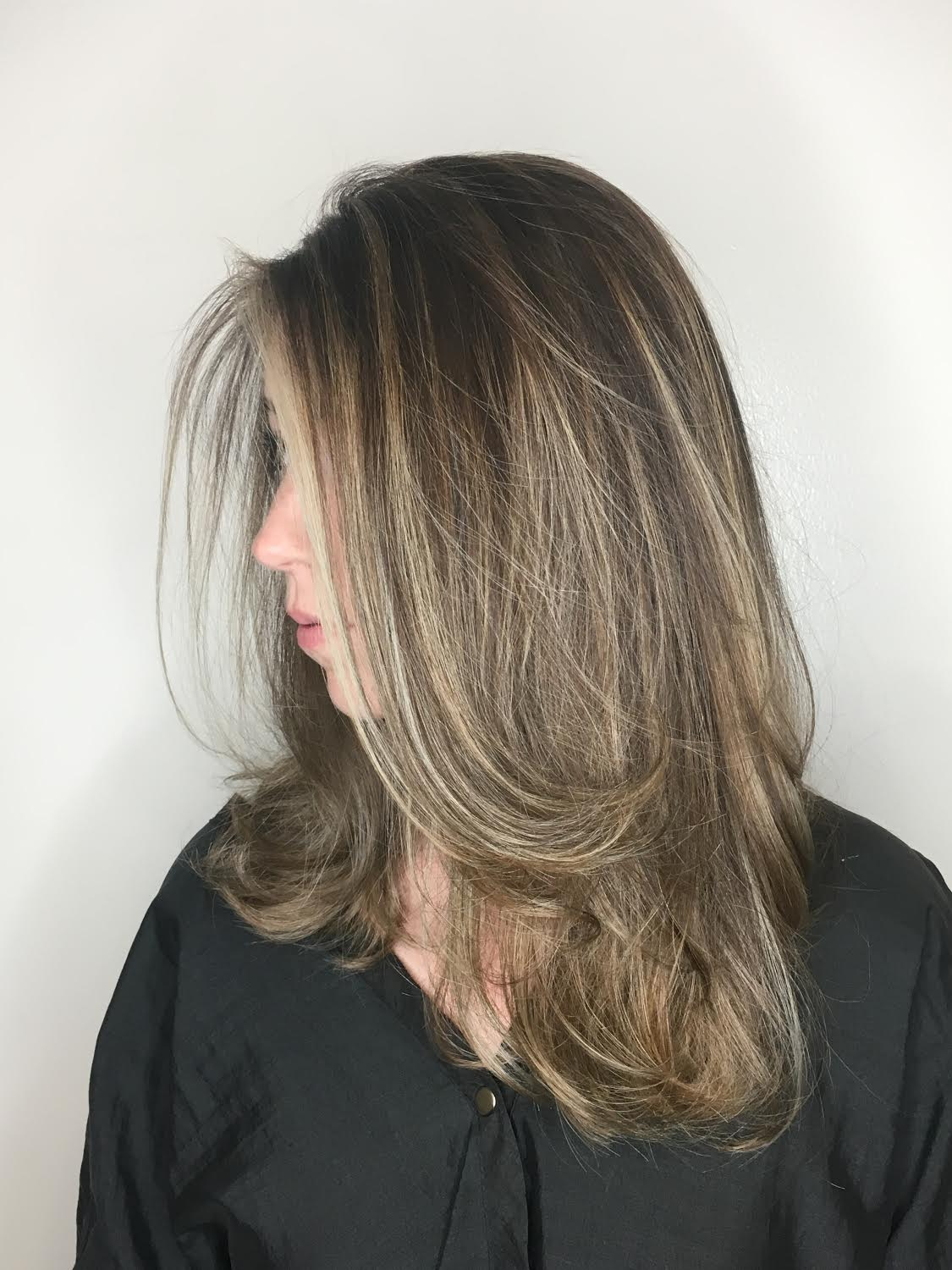 Kristen Terrell Allen Texas Stylist Highlights