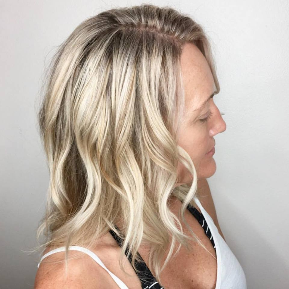 Jill Ottinger Highland Village Hairstylist Highlights