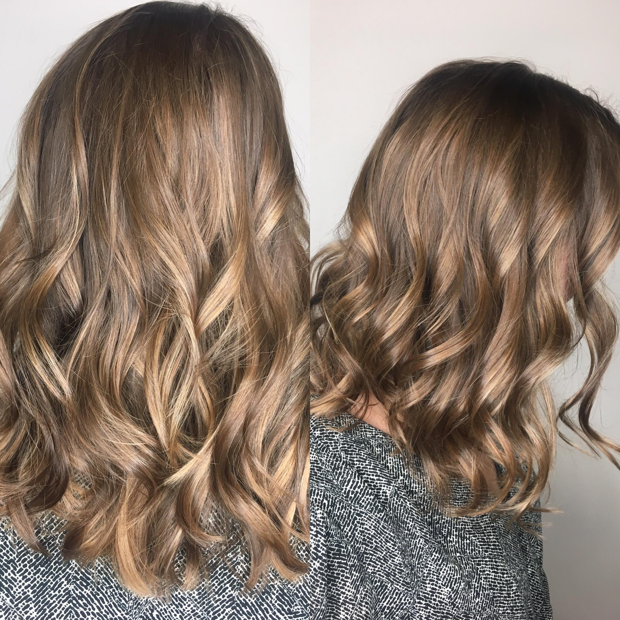 Kristina Fierro Coppell Hairstylist Balayage