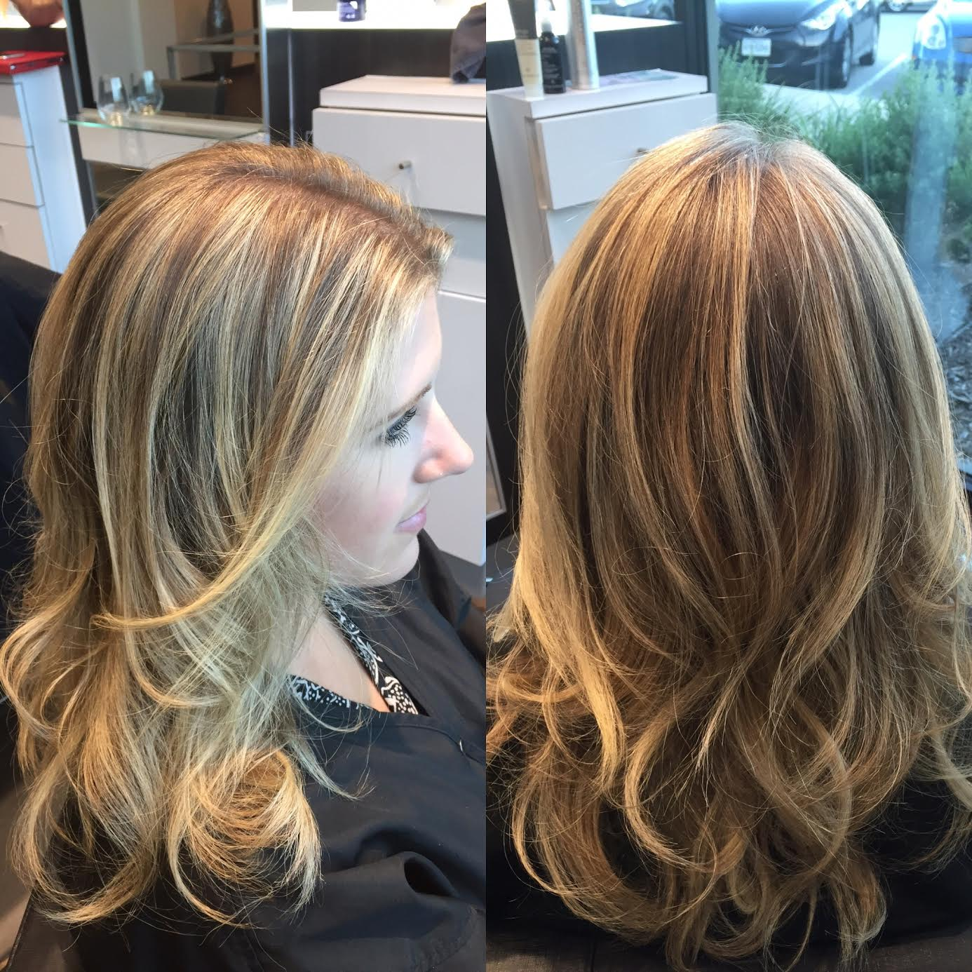 Kevin Walsh Dallas Texas Hairstylist  Highlights