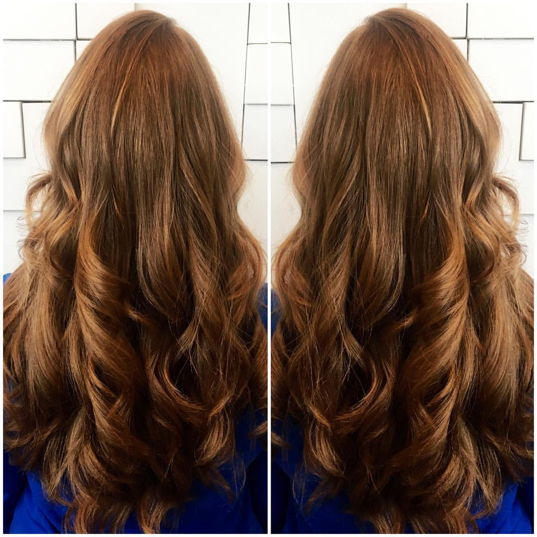 Ashley York Dallas Hairstylist Brunette Balayage