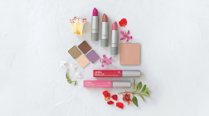 Aveda Solstice Bloom Makeup.png