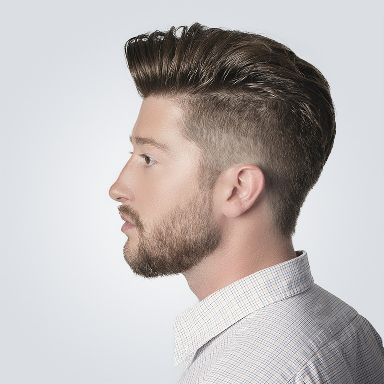 Men's Haircut - $30 - $70Master Level • $45 - $80Senior Level • $40 - $43Studio Level • $35 - $37Protegé Level • $30Hot Towel & Stress Relieving Treatments Included