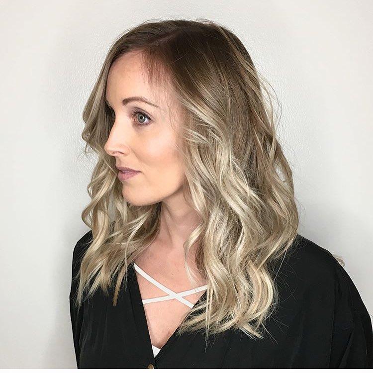 Kristen Terrell Allen Texas Stylist Balayage