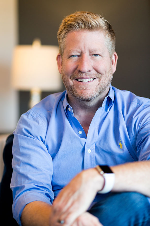 <p><strong>Brandon Hensley</strong>Founder • CEO