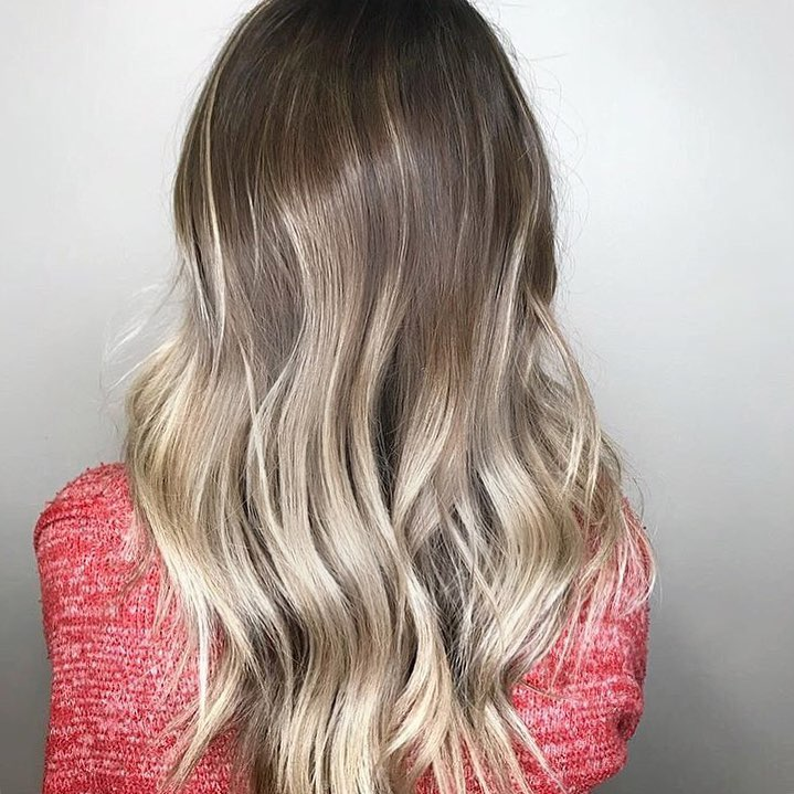Blonde Balayage Coppell TX