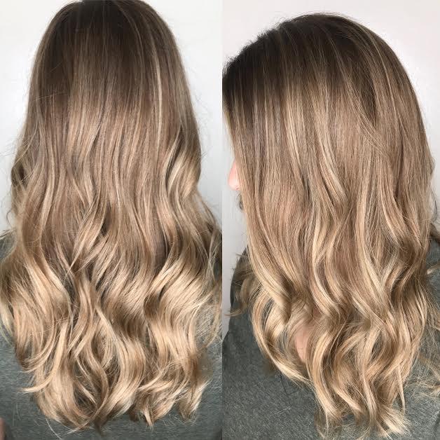 Blonde Haircolor Allen Texas