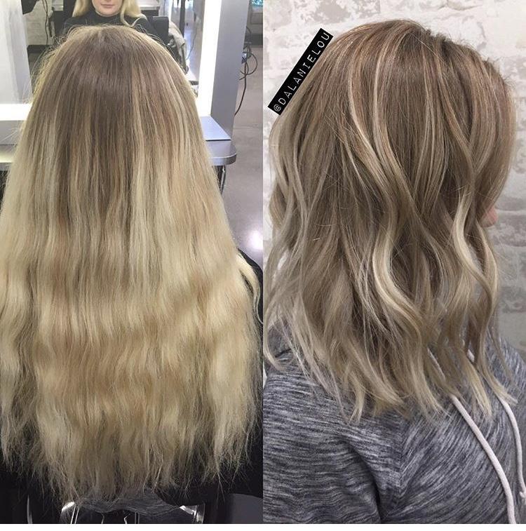 Blonde Highlights Frisco TX