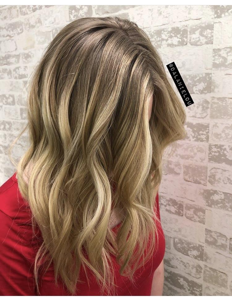 Blonde Hair Frisco
