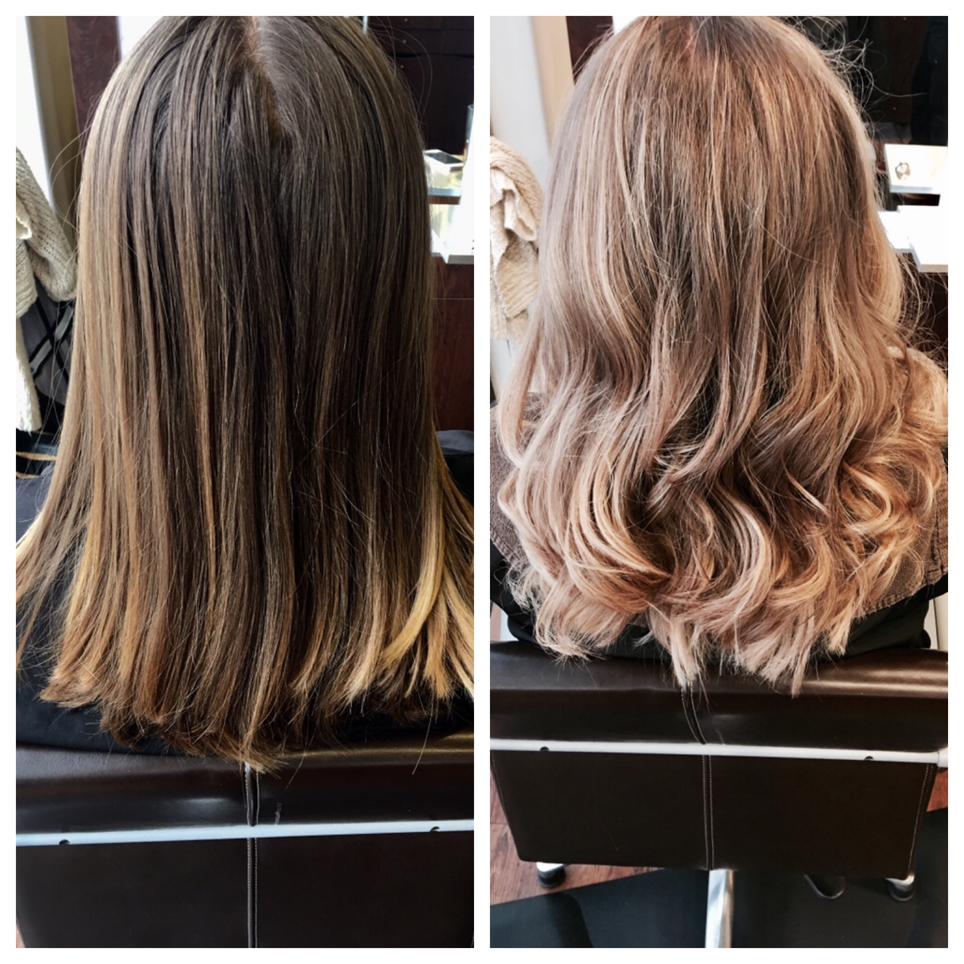 Will Peck Coppell Stylist Balayage