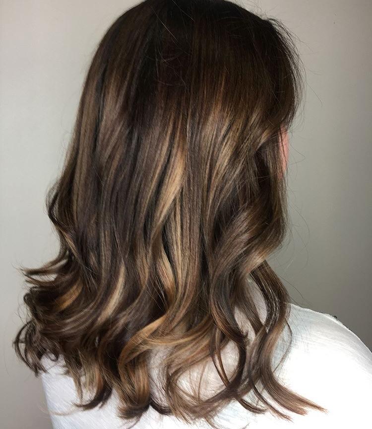 Abby Elliott Coppell Hairstylist Balayage