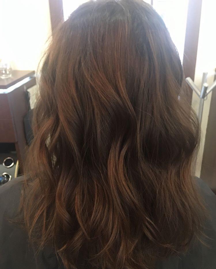 Heika Yaro Highland Village Hairstylist Brunette