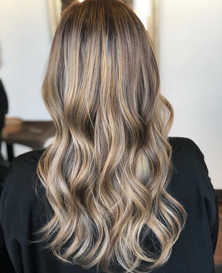 Lexy Hernandez Coppell Hairstylist Blonde Highlights