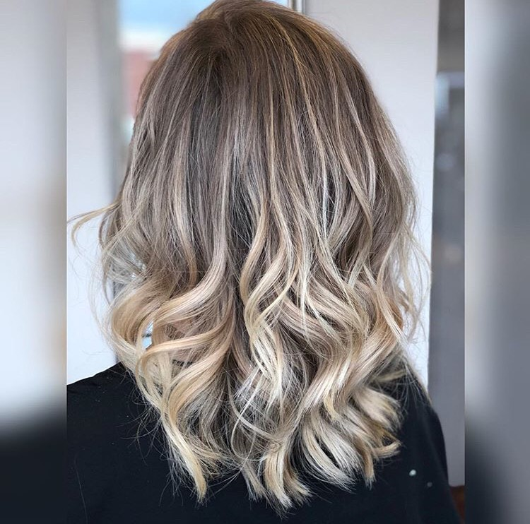 Lexy Hernandez Coppell Hairstylist Balayage