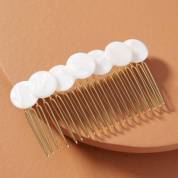 Edith Hair Comb - Anthropologie | $15