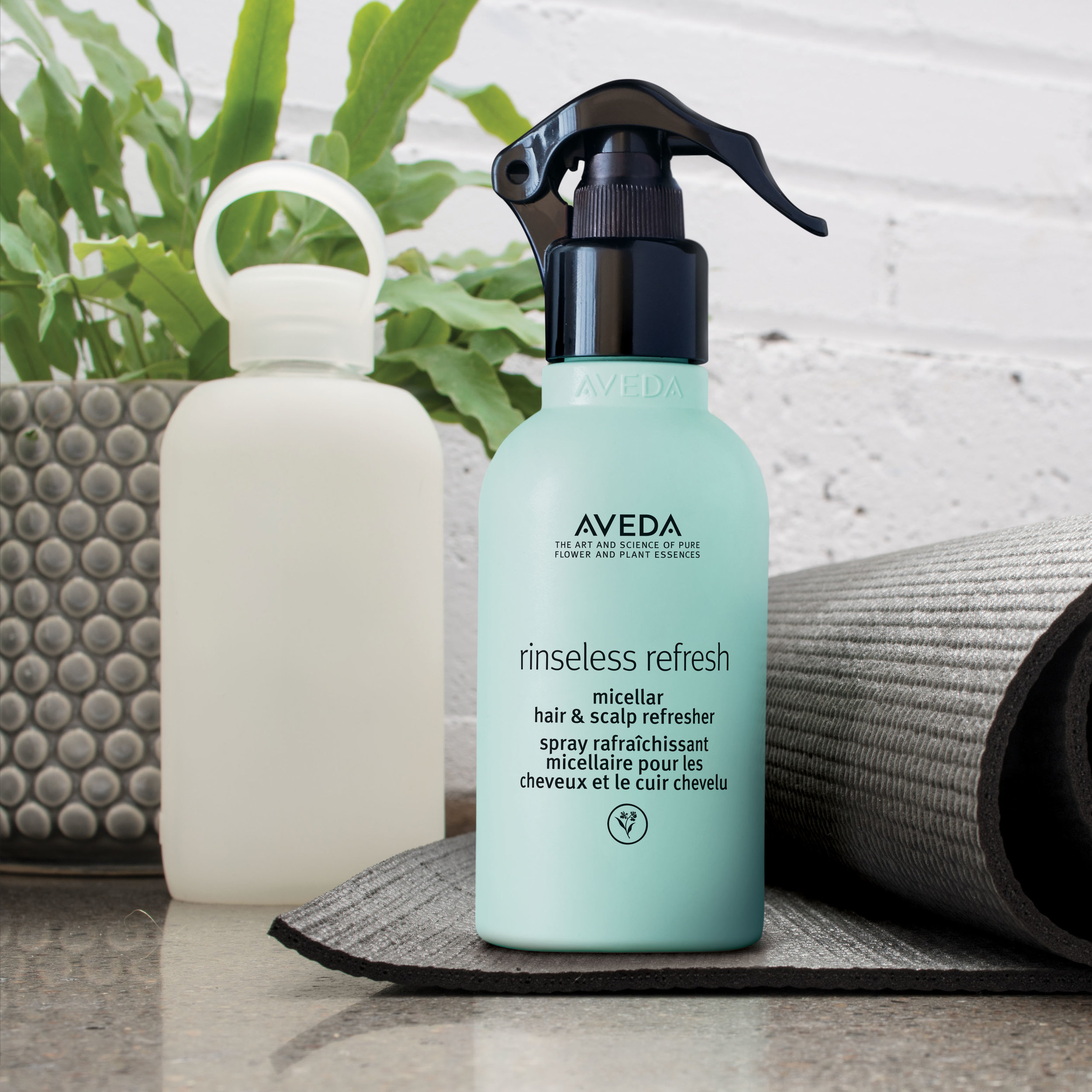 REFRESH YOUR HAIR - Anytime, Anywhere