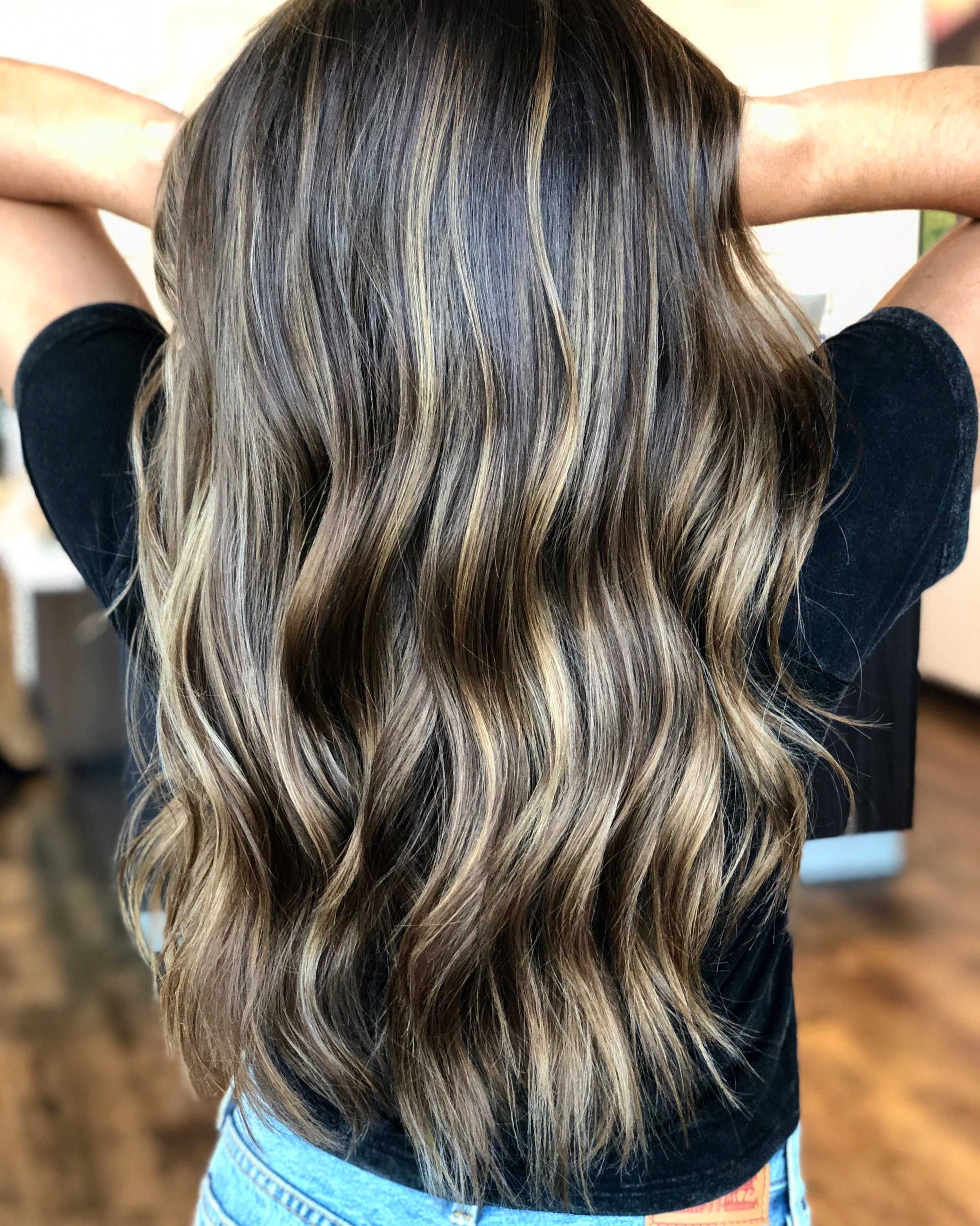 Madelyn Lindley Dallas Hairstylist Balayage