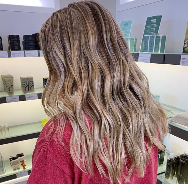 Brooke McCallon Frisco Hairstylist Balayage