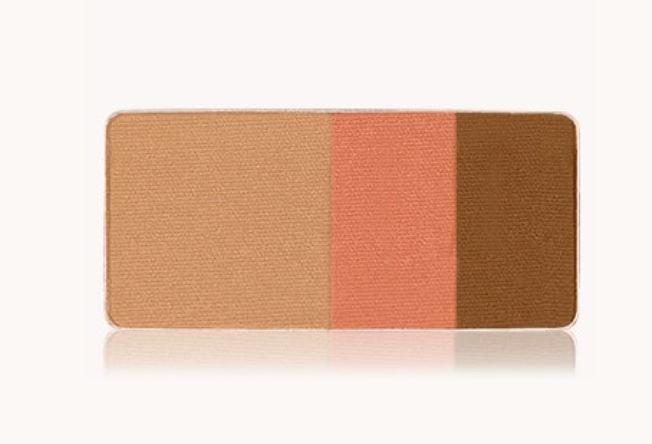 Aveda petal essence - eye color trio in Copper Haze