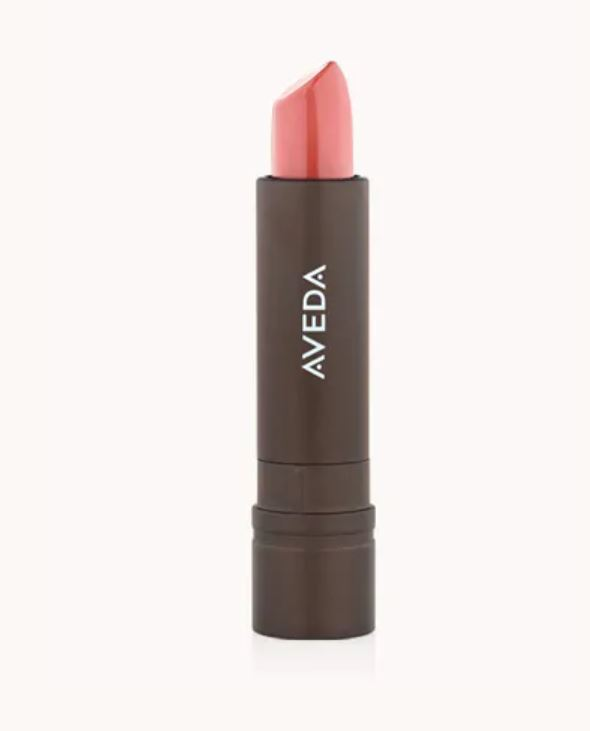 Aveda feed my lips - pure nourish-mint lipstick in Papaya