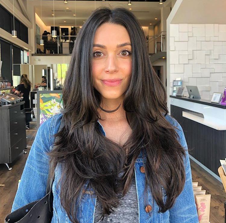 Sarah Heng Dallas Stylist Face Framing Layers