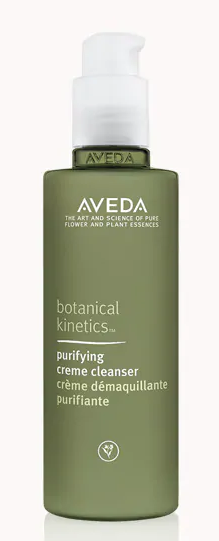 Hydrate Dry Skin - Aveda Botanical Kinetics Purifying Creme CleanserImprove the comfort level of daily facial cleansing with a rich creme that removes surface dirt and impurities. Extra-mild on skin with plant-derived oils to leave skin soft and smooth.
