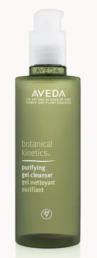 Combate Oily Skin - Aveda Botanical Kinetics Purifying Gel CleanserBegin and end each day with a gentle, plant-derived gel cleanser that foams away oil and impurities and helps normalize skin.