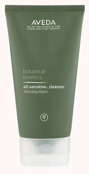 Avoid Irritated Skin - Aveda Botanical Kinetics All-Sensitive CleanserAroma-free cleanser for sensitive skin that removes makeup, impurities and environmental pollutants