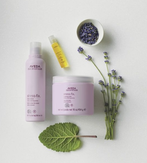 All Things Lavender - College is stressful, especially your freshman year. Let go of stress with all things lavender. Aveda offers an entire line that is dedicated to relieving stress. Whether you need soaking salts or a rich body creme, we'll have your self care go-to's.