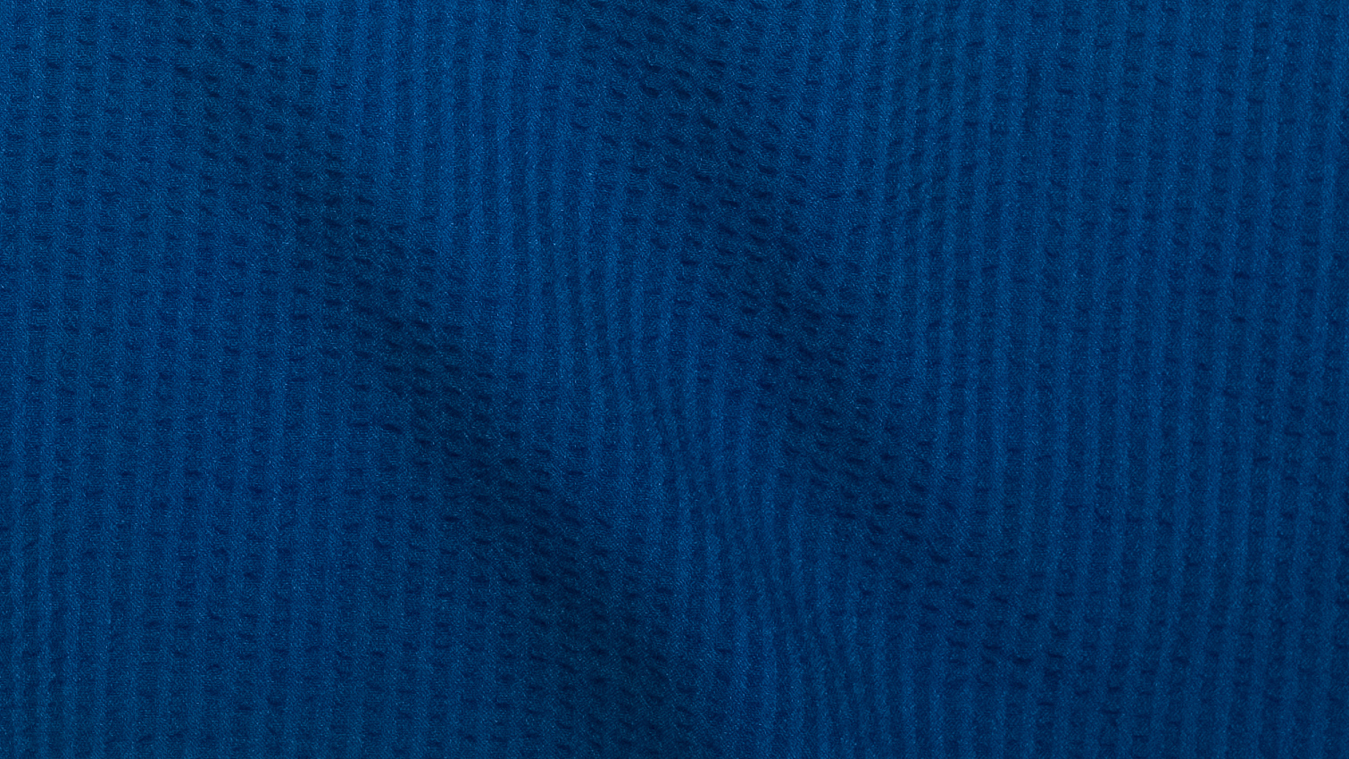 Riviera blue - the star of the show and our single best-selling cloth.