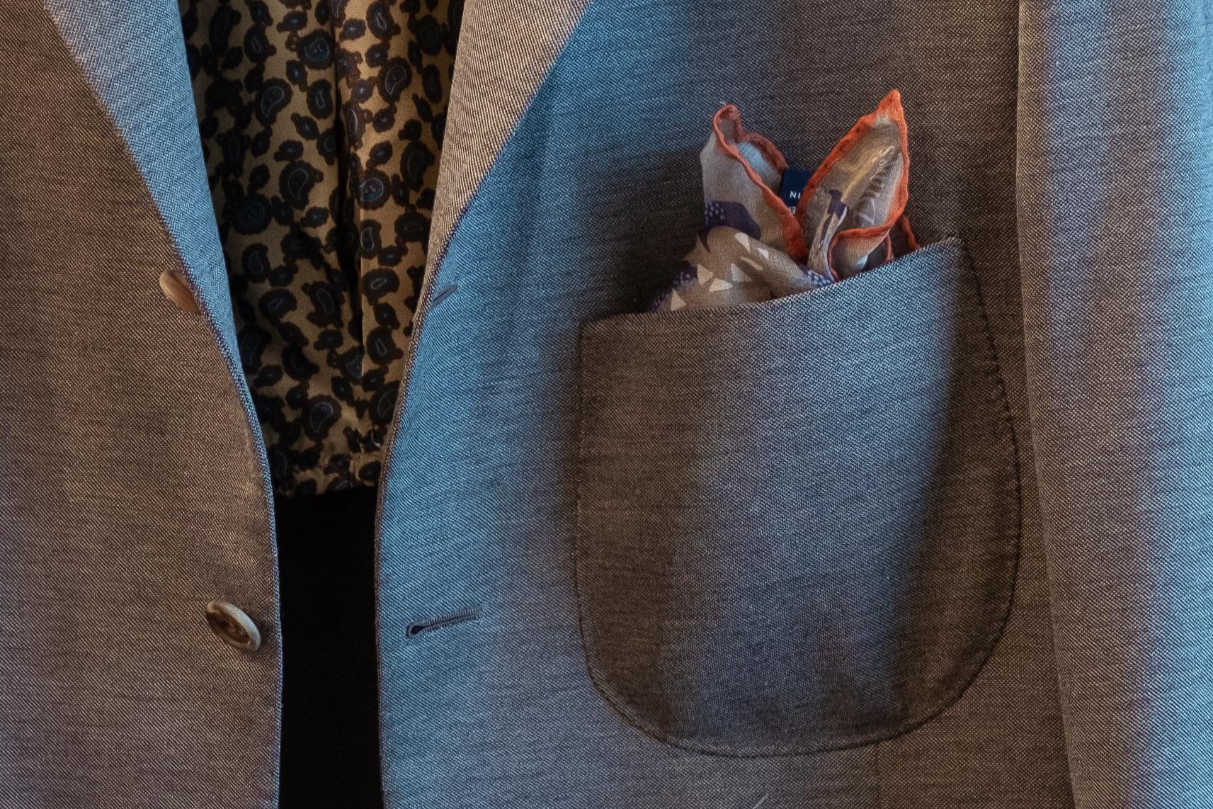 Knit Slack Jacket