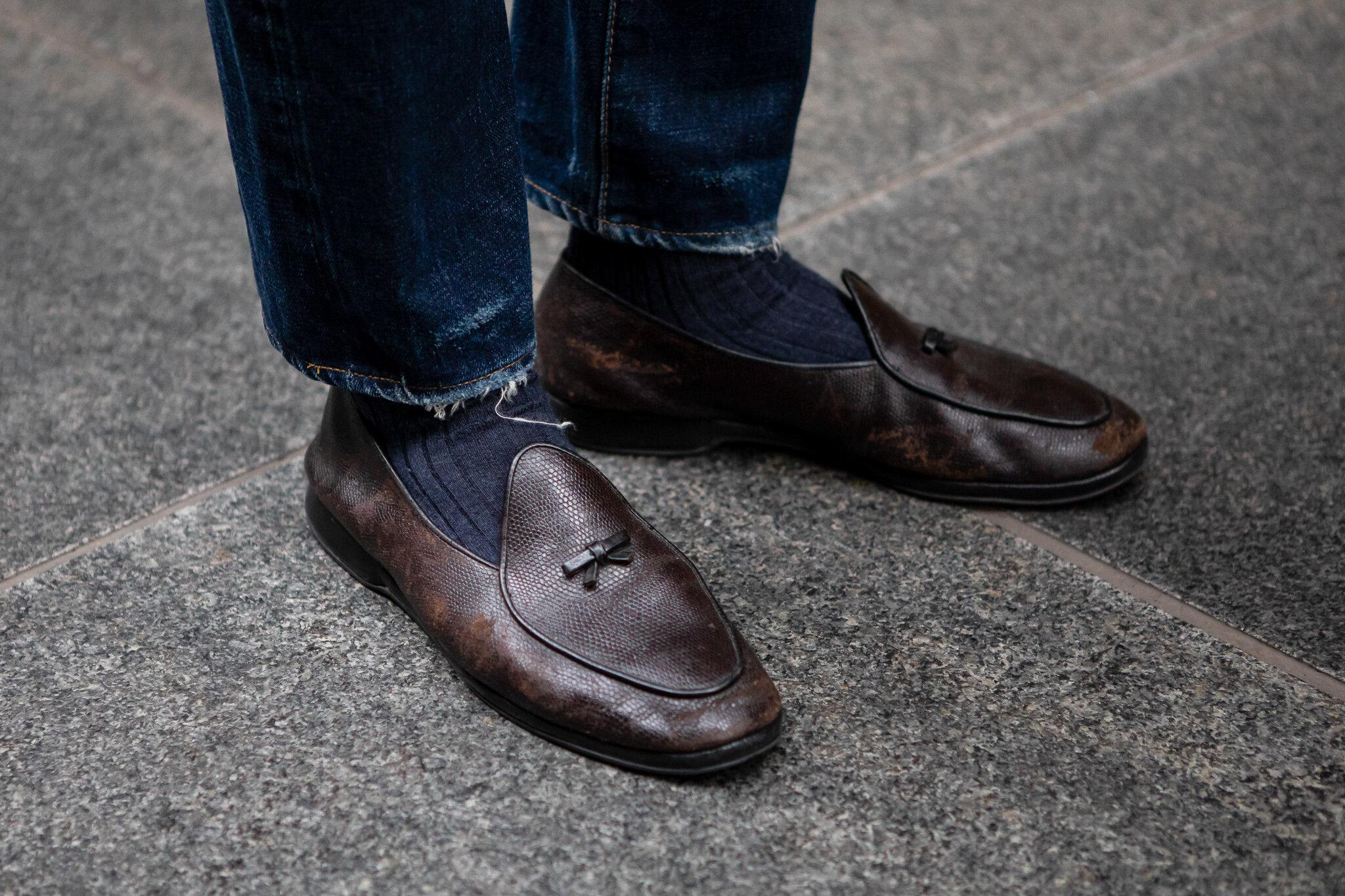 Things We Love: Belgian Loafers — Alan