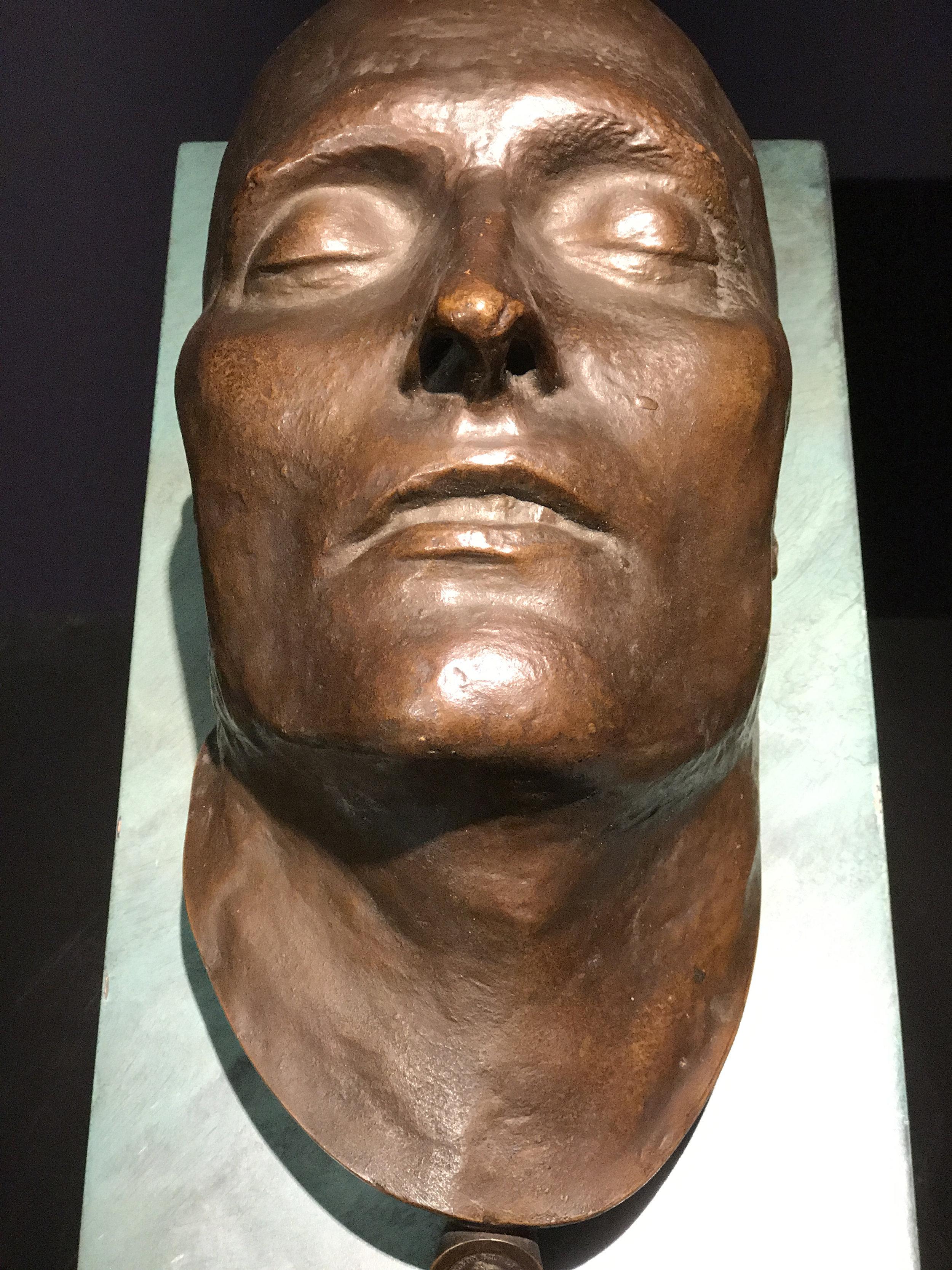 Napolean Death Mask
