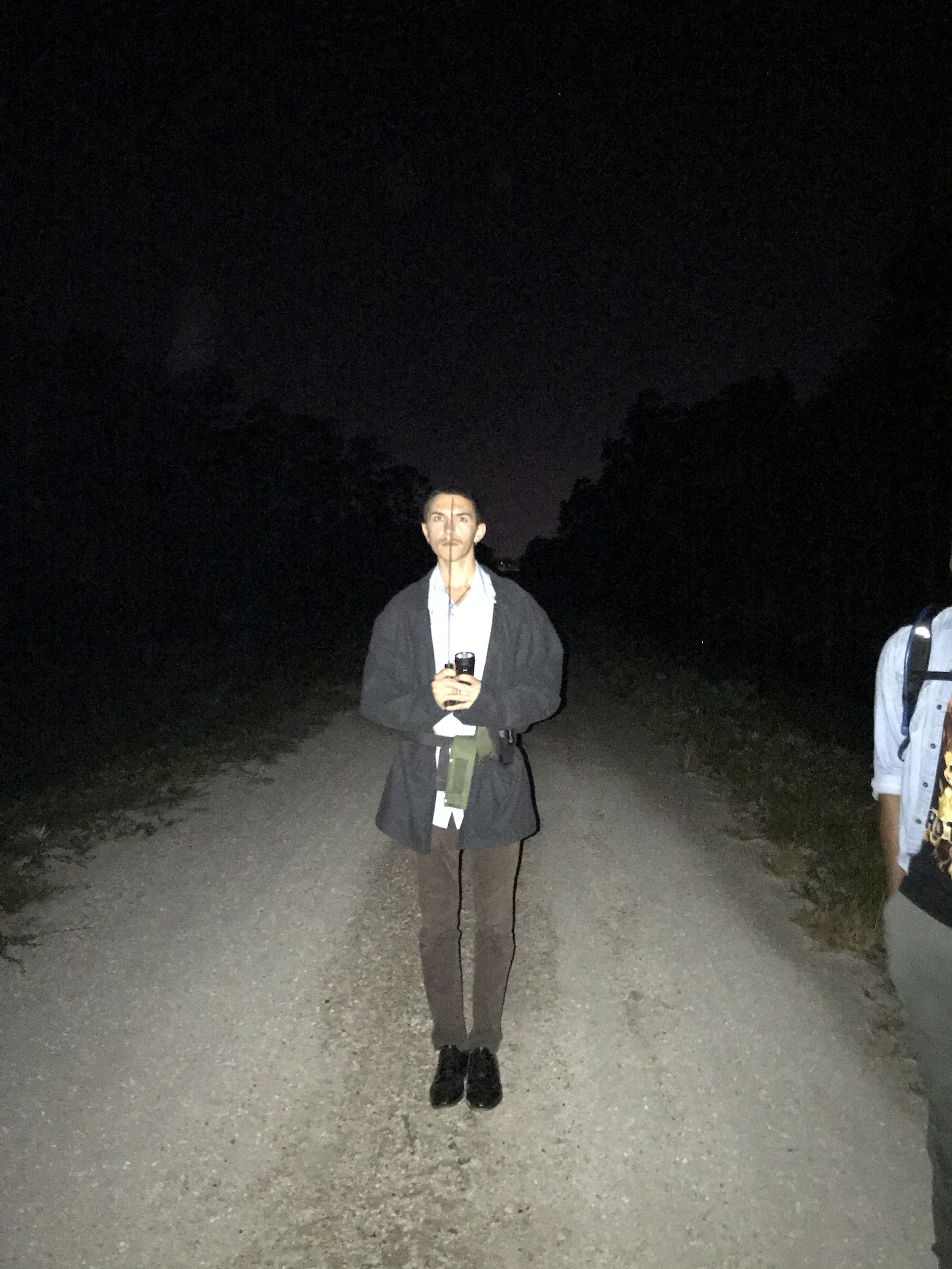 Copy of Night hike