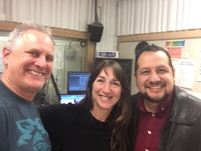KHSU interview with Fernando Paz and Claire Reynolds about AIGC Holiday Concert, Dec 9, 7pm, Arcata Presbyterian Church