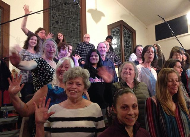 Come to AIGCs Love Thy Neighbor benefit for the Arcata Presbyterian Church (11th & G St). 7pm tonight (3/10)!
