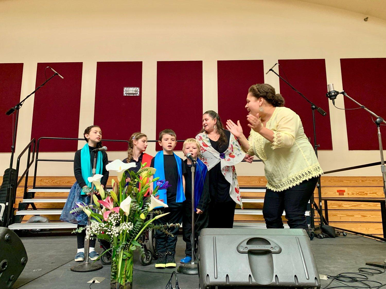 Youth Choir — Arcata Interfaith Gospel Choir