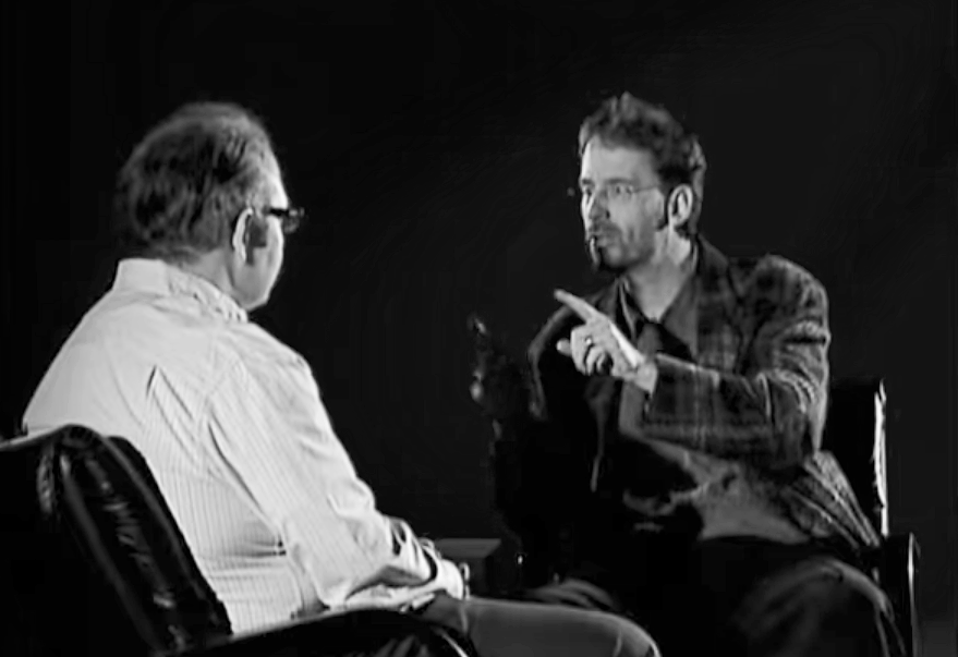 Client Conversation about clues of progress - 5 minute exerpt from the DVD: Brief Coaching (February 2009 Milwaukee)