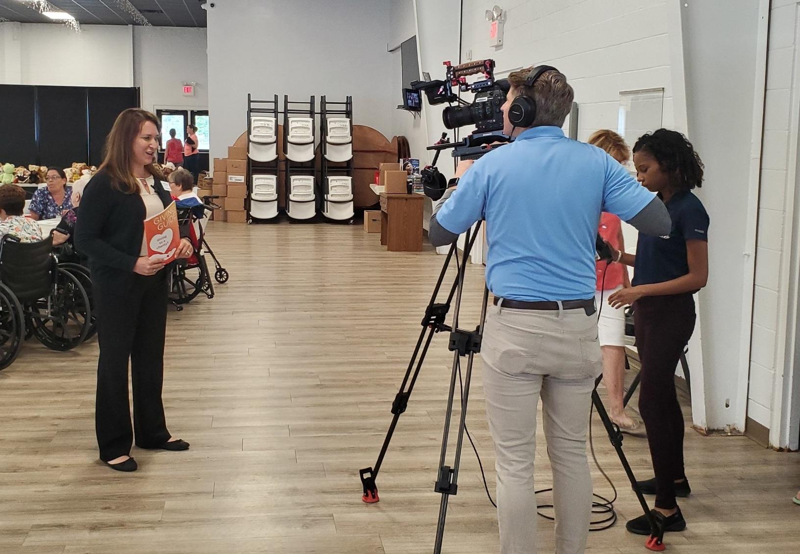 A skilled communicator, Board Member Kimberly Thompson handles Opal's media relations.
