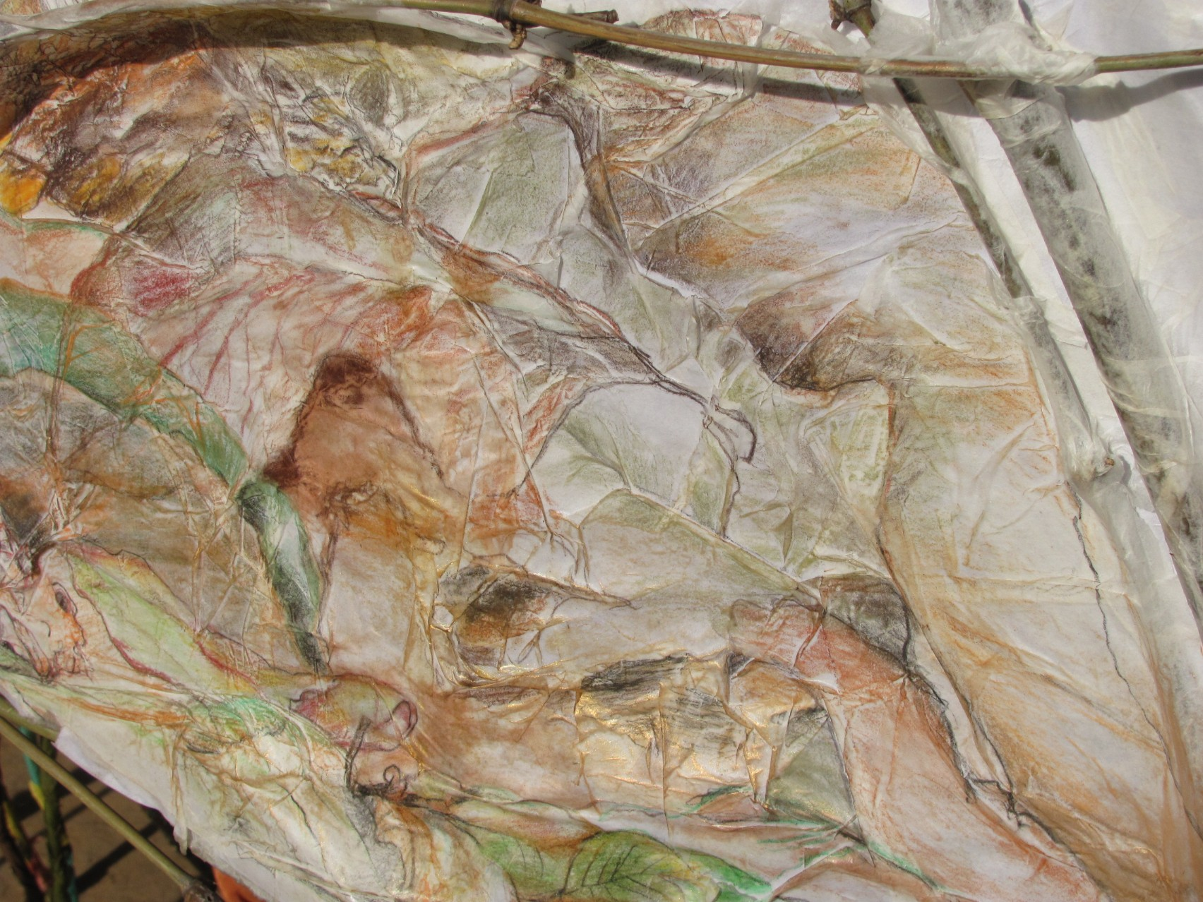 Sanskriti Leaves Detail
