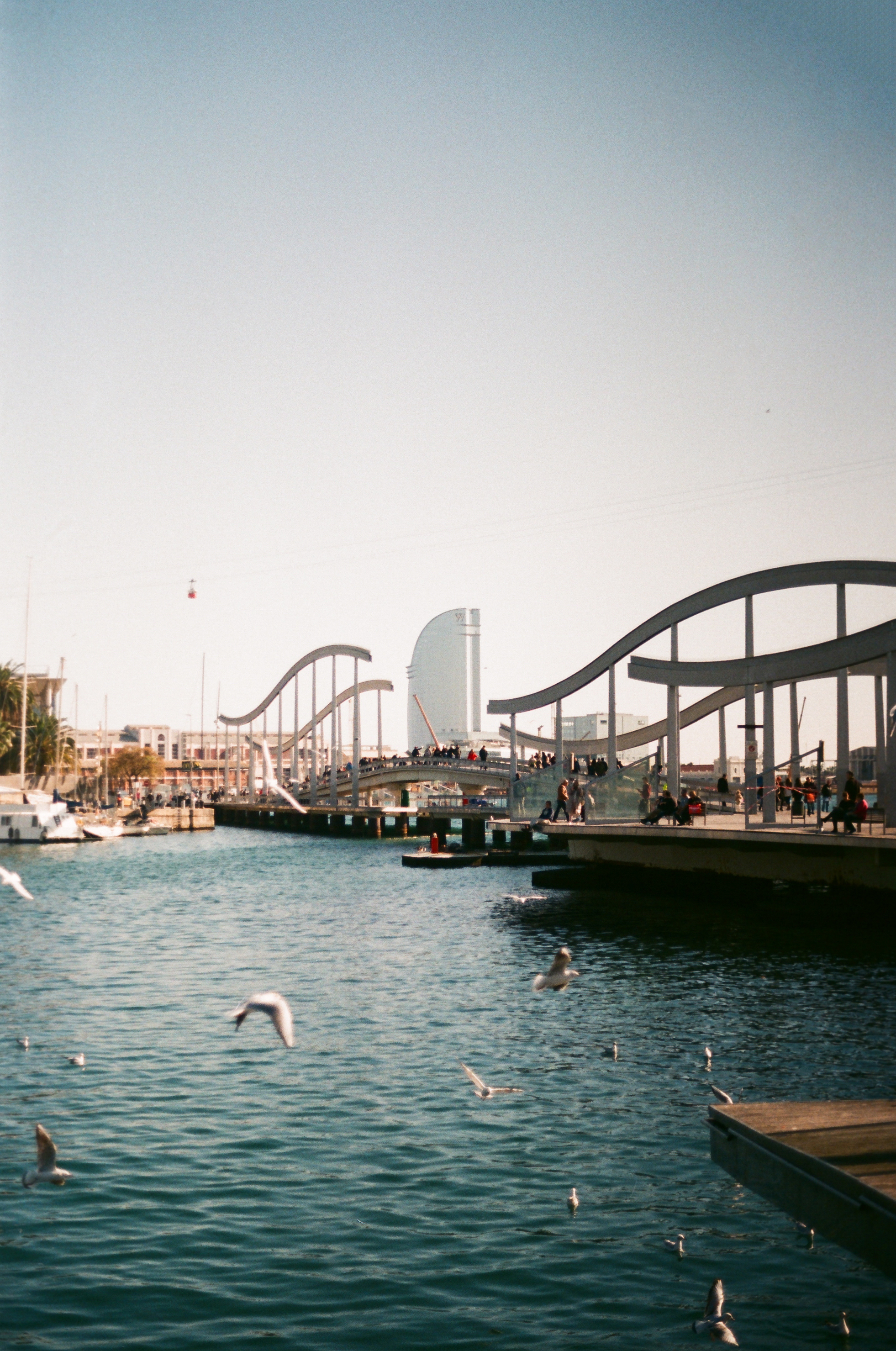 Barcelonabridge