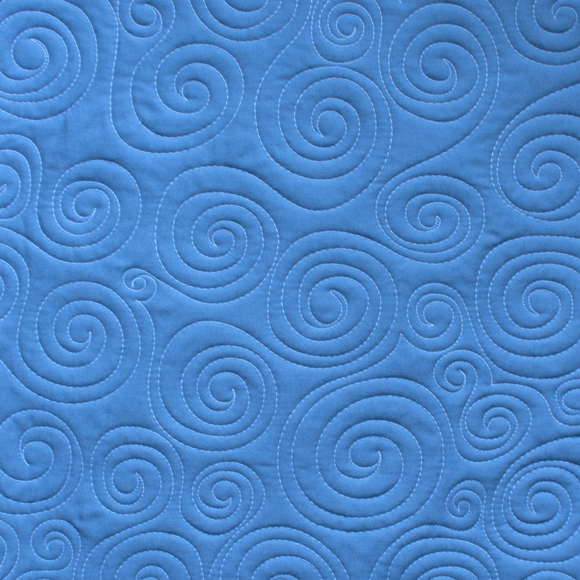 Quilting Services - hand-guided longarm quilting