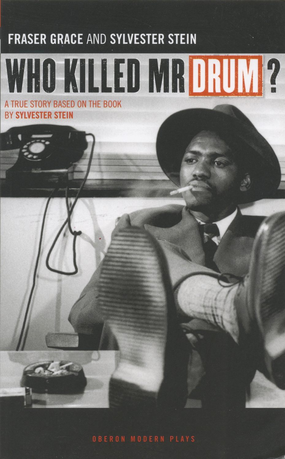 - 2005 The play Who Killed Mr Drum? by Fraser Grace and Sylvester Stein, based on the book by Sylvester, was put on at The Riverside Studios, directed by Paul Robinson and starring Sello Ncube and Lucian Msamati.