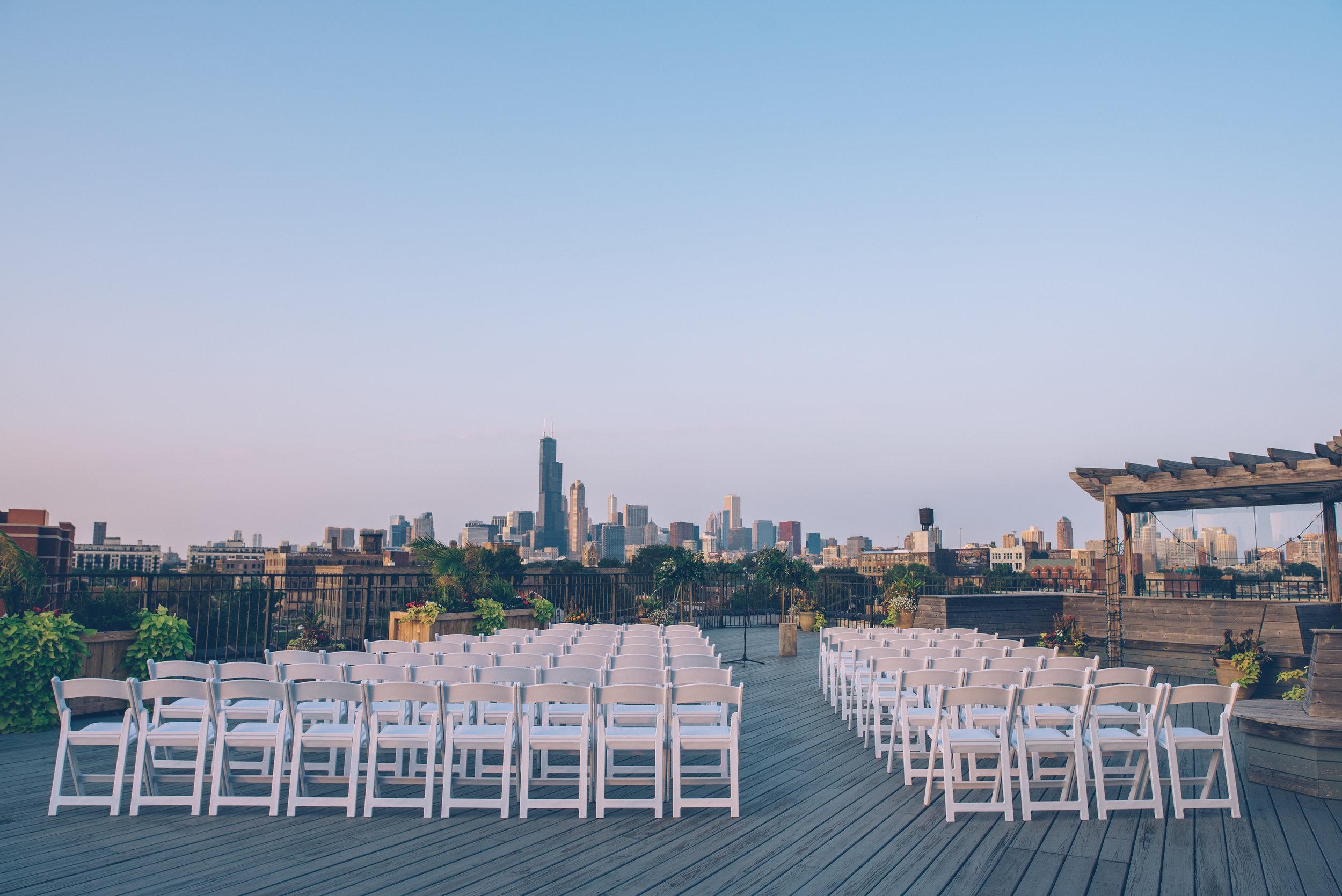 LM Weddings - Think Outside the Ballroom.