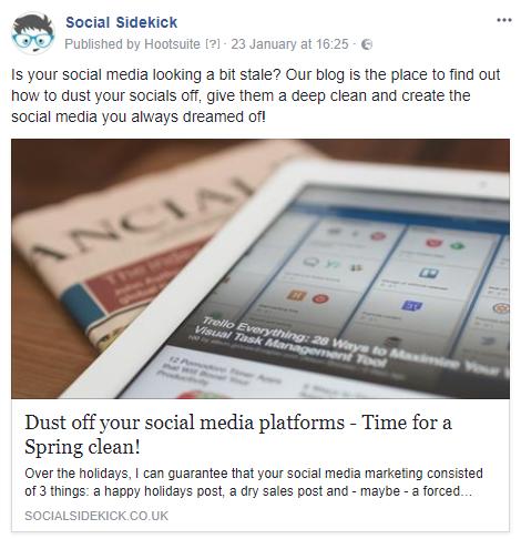 Social Sidekick Social Media Agency