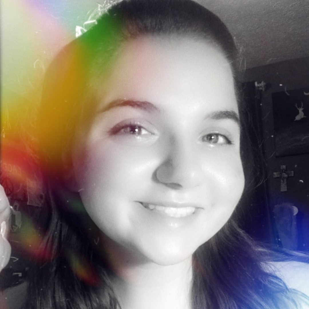 Joelle Schaibley - Joelle is a Senior at Columbus North High School. She plans to pursue a career in Mechanical Engineering after graduation. But, as a passionate and determined artist she enjoys drawing, painting, and sewing as forms of spreading happiness to others.